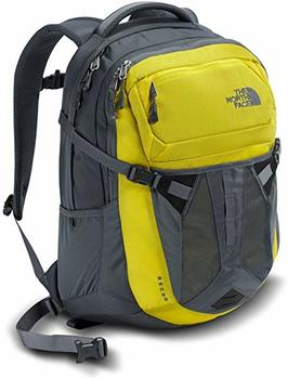 1. The North Face Backpack - Acid Yellow