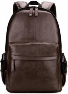 3 Kenox Vintage PU Leather Backpack