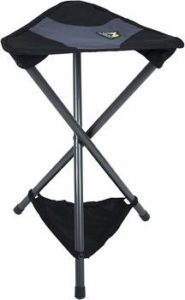 4 GCI Outdoor PackSeat Tripod Portable Camping Stoo