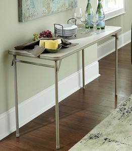 5. Cosco Folding Serving Table