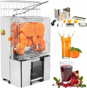 9. VEVOR 110V Electric Orange Juicer