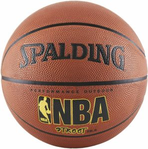 #1. Spalding NBA Street Youth Outdoor Basketball