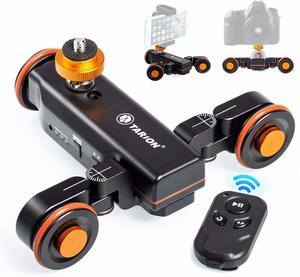 1. TARION Y5D Autodolly Electric Slider Dollies