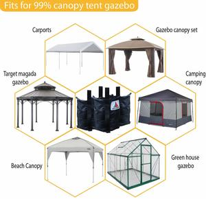 4. ABCCANOPY Premium Instant Shelters Gazebo Weight Bags