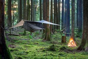 6. Hennessy Hammock - Ultralite Backpacker Series