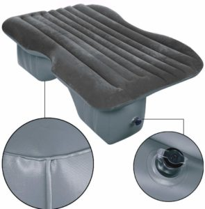 6. Ovovo Inflatable Car Mattress with Pillow