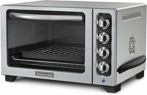 10. KitchenAid KCO223CU 12-Inch Convection Counter top Oven