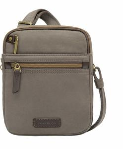 10. Travelon Anti-Theft Courier Slim Travel Bag