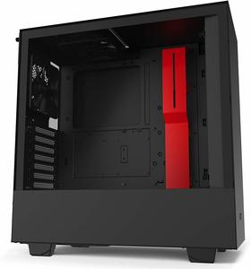 #4 NZXT H510 - CA-H510B-BR PC Gaming Case
