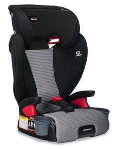 7. Britax Midpoint Belt-Positioning Booster Seat