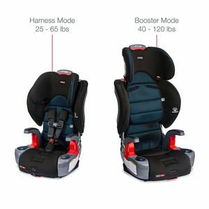 9. Britax Grow with You ClickTight Harness- Car Seat