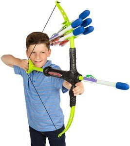 1. Marky Sparky Faux Bow 3 -Foam Bow & Arrow Archery Set