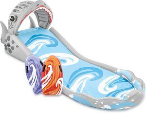 2. Intex Surf 'N Slide Inflatable Play Center