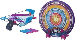 3. Nerf Rebelle Star Shot Targeting Set