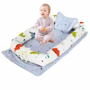 #4 Abreeze Baby Bassinet for Bed