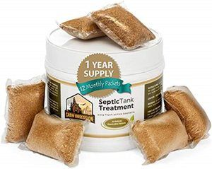 #6 Septic Tank Treatment - 1 Year Supply of Dissolvable Packets (12 Count)
