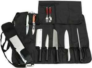 6. Chef's Knife Bag With 17 Slots