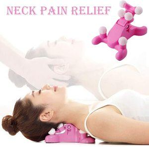 7. Cervical Spine Alignment Chiropractic Pillow