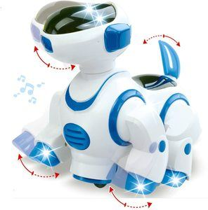 8. Liberty Imports Smart Robot Dog Toy