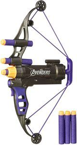 8. Marvel Avengers Hawkeye Longshot Bow Toy