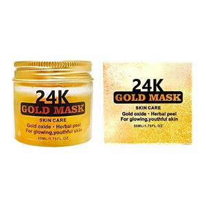 #9 Hunputa Face Facial Mask,Premium 24K Gold Collagen