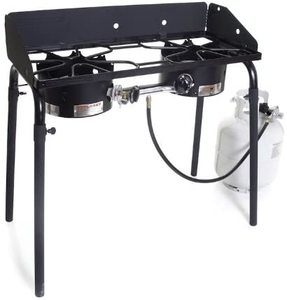 #2. Camp Chef Explorer Propane Stove Double Burner
